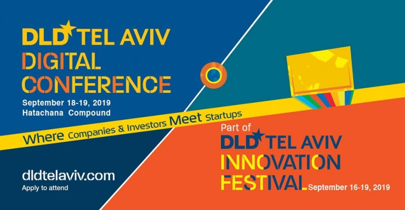 DLD Tel Aviv Innovation Festival 2019